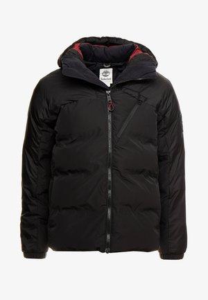 Winterjacke - black