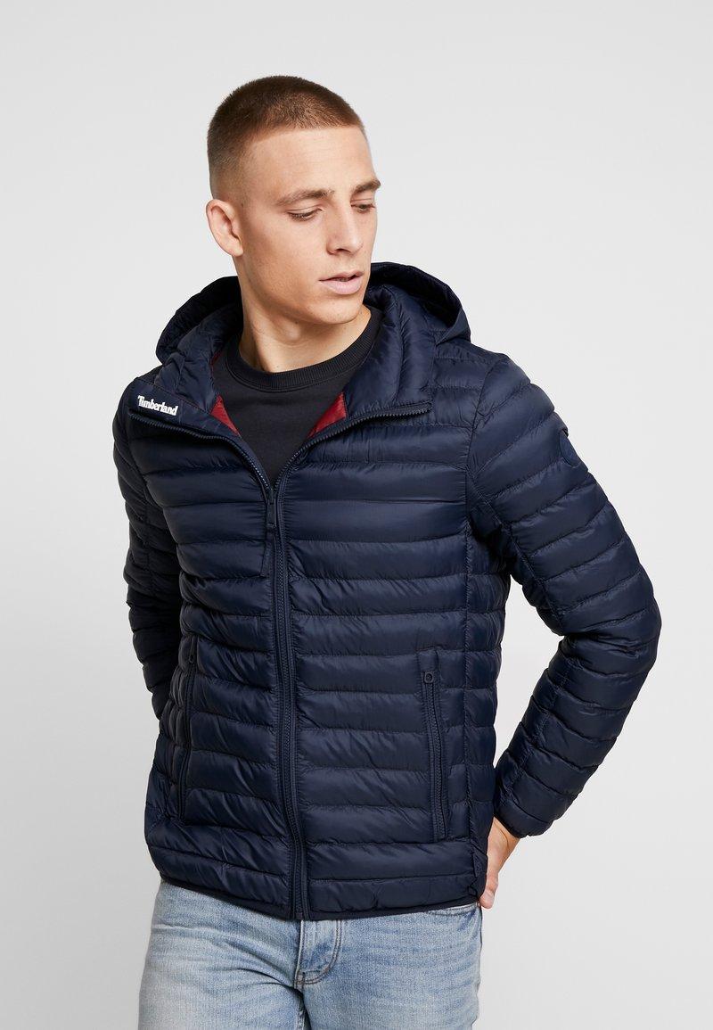 Timberland - AXIS PEAK HOODED - Light jacket - dark sapphire