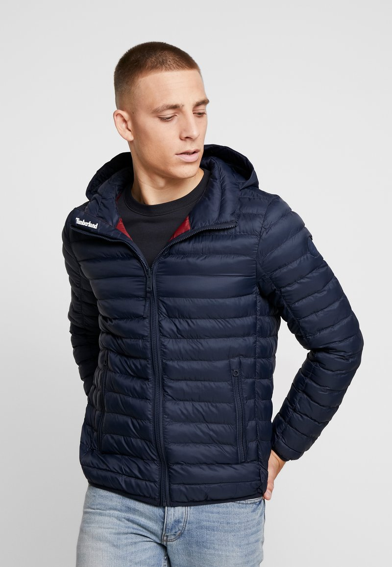 Timberland - AXIS PEAK HOODED - Light jacket - dark sapphire