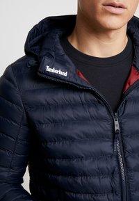 Timberland - AXIS PEAK HOODED - Light jacket - dark sapphire - 5
