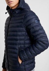 Timberland - AXIS PEAK HOODED - Light jacket - dark sapphire - 3