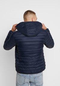 Timberland - AXIS PEAK HOODED - Light jacket - dark sapphire - 2