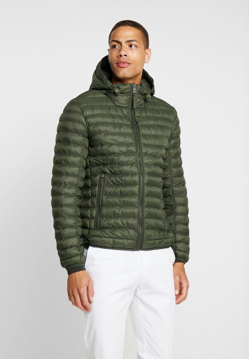 Timberland - AXIS PEAK HOODED - Light jacket - duffel bag