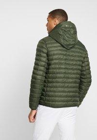 Timberland - AXIS PEAK HOODED - Light jacket - duffel bag - 2