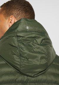 Timberland - AXIS PEAK HOODED - Light jacket - duffel bag - 3