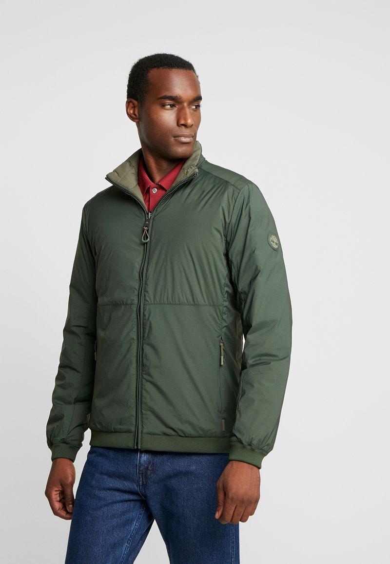 Timberland - SIERRA CLIFF - Light jacket - grape leaf/duffel bag