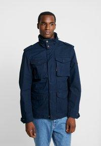 Timberland - KELSEY  - Summer jacket - dark sapphire - 0