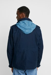 Timberland - KELSEY  - Summer jacket - dark sapphire - 3