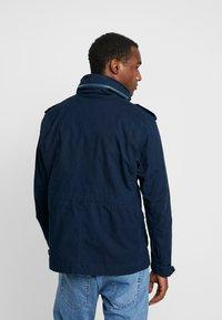 Timberland - KELSEY  - Summer jacket - dark sapphire - 2