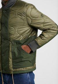 Timberland - ECORIGINAL - Bomber Jacket - grape leaf - 5