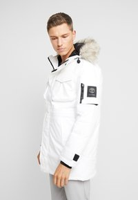 Timberland - NORDIC EDGE EXPEDITION - Cappotto invernale - white - 0