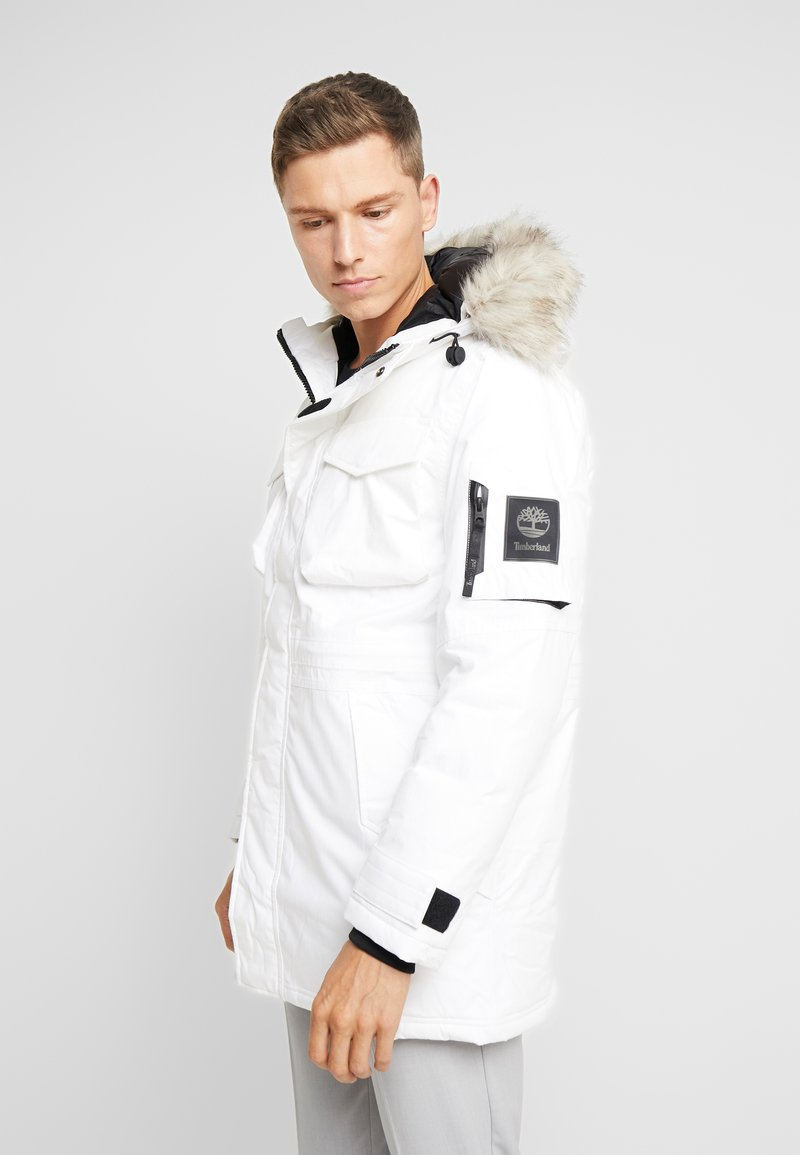 Timberland - NORDIC EDGE EXPEDITION - Cappotto invernale - white