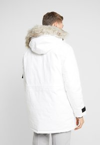 Timberland - NORDIC EDGE EXPEDITION - Cappotto invernale - white - 2