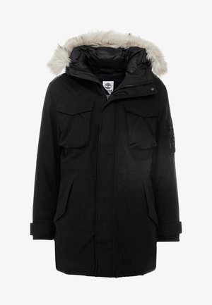 NORDIC EDGE EXPEDITION - Winter coat - black