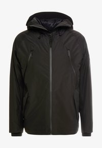 Timberland - THERMA RANGE ULTIMATE WINTER - Cappotto invernale - black - 6