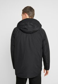 Timberland - THERMA RANGE ULTIMATE WINTER - Cappotto invernale - black - 2