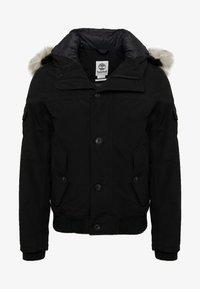 Timberland - SCAR RIDGE SNORKEL DOWNFREE - Winter jacket - black - 5