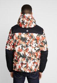 Timberland - OUTDOOR ARCHIVE PUFFER JACKET - Winterjas - spicy orange/black - 2