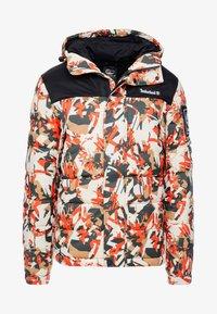 Timberland - OUTDOOR ARCHIVE PUFFER JACKET - Winterjas - spicy orange/black - 4