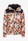Timberland - OUTDOOR ARCHIVE PUFFER JACKET - Winter jacket - spicy orange/black