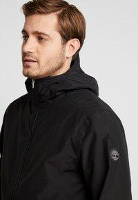 Timberland - RAGGED MOUNTAIN PACKABLE - Waterproof jacket - black - 5