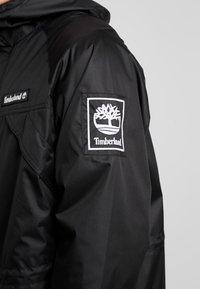 Timberland - OUTDOOR ARCHIVEHOODED  - Větrovka - black - 5