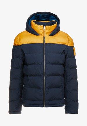 UPDATE SOUTH TWIN JACKET - Winter jacket - dark sapphire/wheat boot