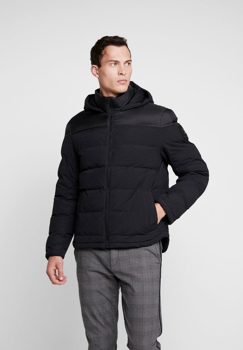 Timberland - UPDATE SOUTH TWIN JACKET - Winter jacket - black