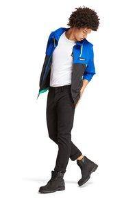 Timberland - Summer jacket - deep mint/black - 4