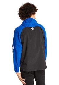 Timberland - Summer jacket - deep mint/black - 2