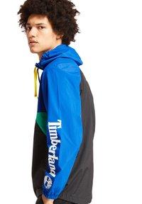 Timberland - Summer jacket - deep mint/black - 3