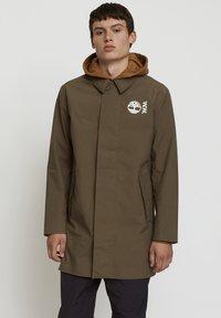 Timberland - Short coat - canteen - 0