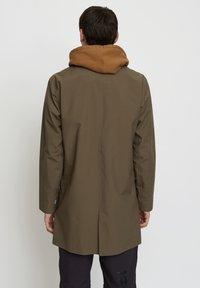 Timberland - Short coat - canteen - 2