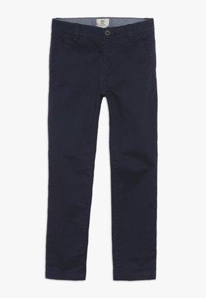 Chino kalhoty - marine
