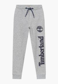 Timberland - Tracksuit bottoms - chine grey - 0