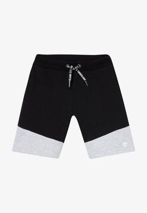 BERMUDA  - Shorts - black/grey