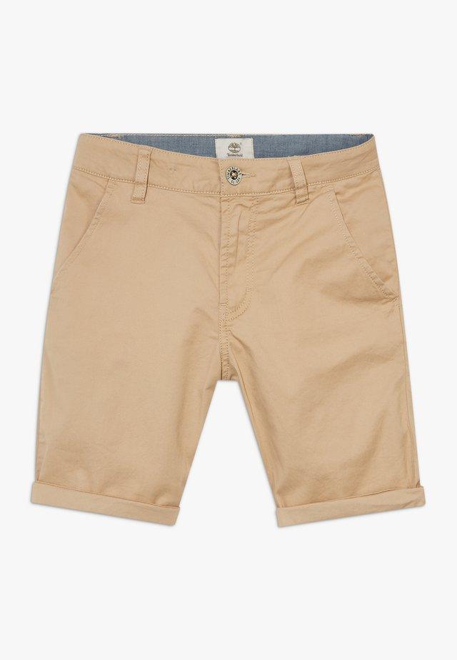 BERMUDA  - Shorts - stone