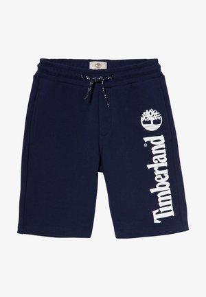 BERMUDA  - Tracksuit bottoms - navy