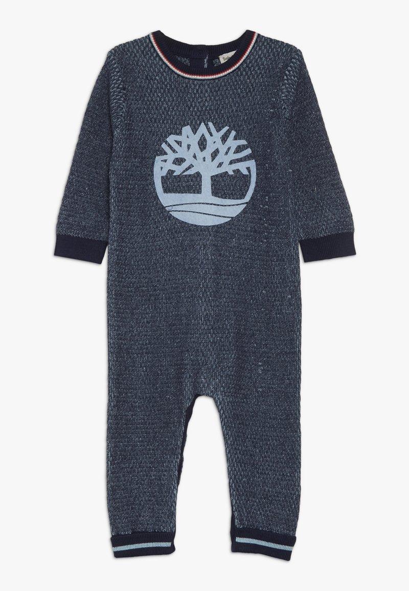 Timberland - BABY COMBINAISON - Overal - indigo blue