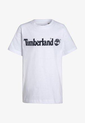 T-shirt z nadrukiem - blanc