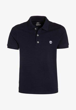Polo shirt - blue indigo