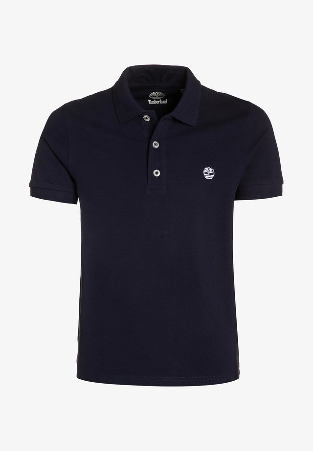 Polo shirt - blue indigo