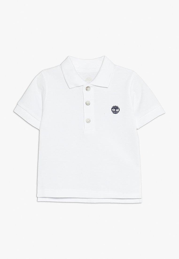 Timberland - Poloshirt - weiß