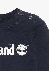 Timberland - Bluzka z długim rękawem - marine - 4