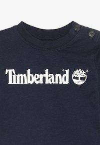 Timberland - Bluzka z długim rękawem - marine - 2