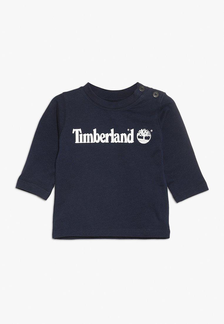 Timberland - Bluzka z długim rękawem - marine