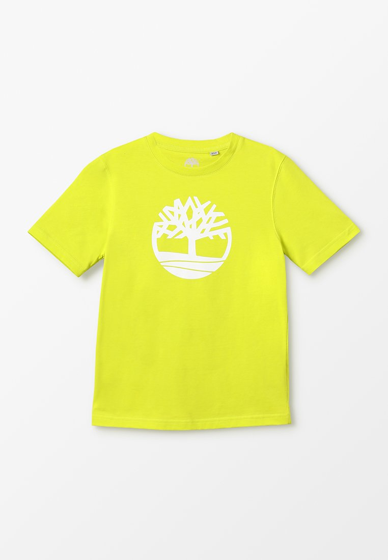 Timberland - T-shirt con stampa - anis