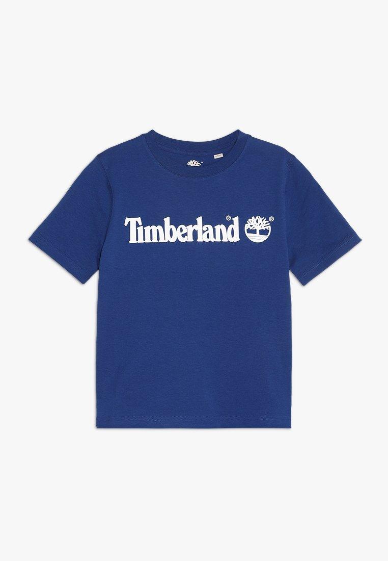 Timberland - T-shirt print - marine