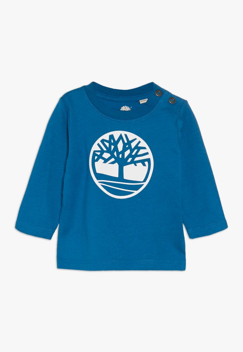 Timberland - BABY LANGARM - Long sleeved top - wash blue