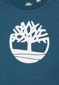 Timberland - Bluzka z długim rękawem - blue - 3